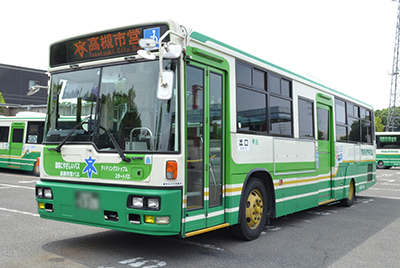 貸切バスのご案内イメージ